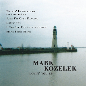 FREE CD WITH PURCHASE - MARK KOZELEK - Lovin' You EP - 1-CD.
